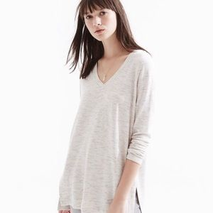Lou & Grey Signature Soft V Neck Tunic